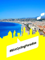Concours Photo - Nice Cycling Paradise 2020-affiche